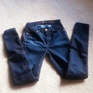 7 for all Mankind Jean's size 23